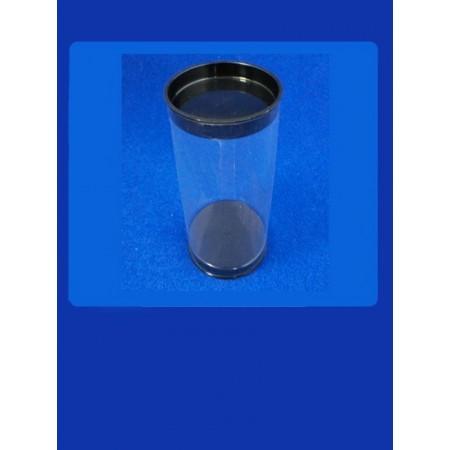 Boite ronde 67 mm dia x 250 noir