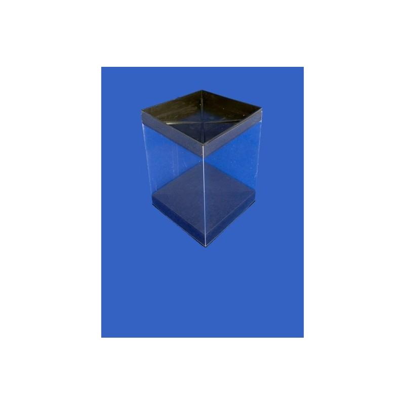 Boîte carrée 122x122x210
